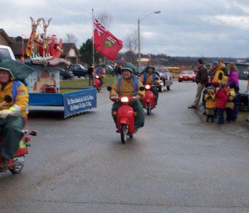 Lions Parade 2001-3.